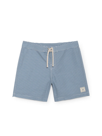 TWOTHIRDS Mens Boardshorts: Indah - Blue front