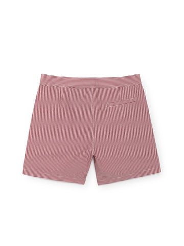 TWOTHIRDS Mens Boardshorts: Indah - Red back