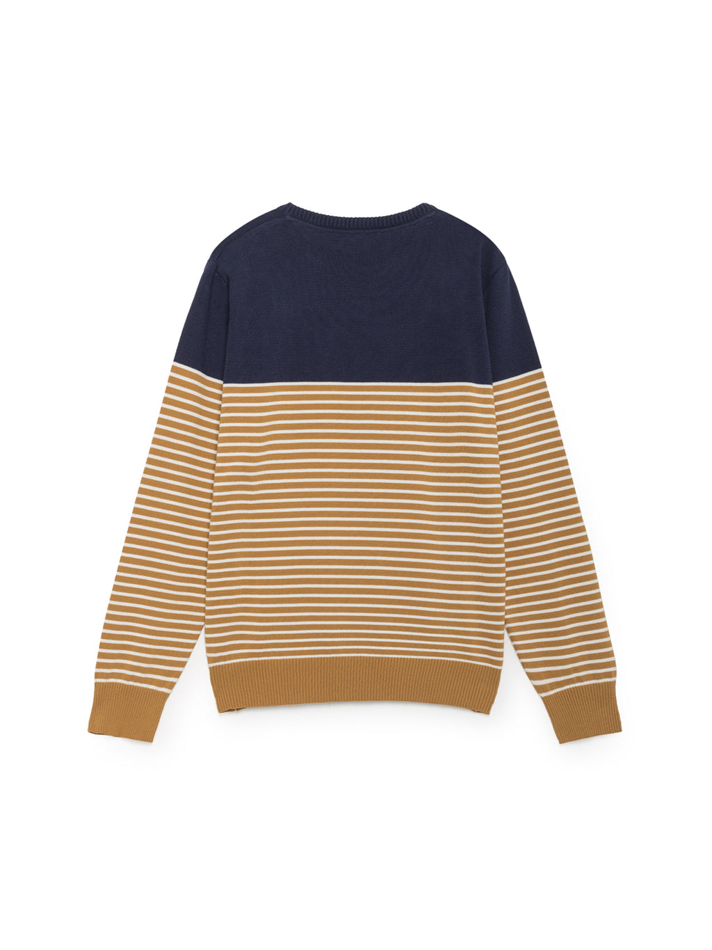 TWOTHIRDS Mens Knit: Delos - Navy back