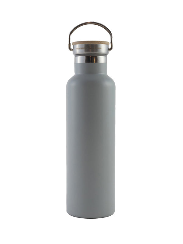 Thermo Bottle - Light Grey