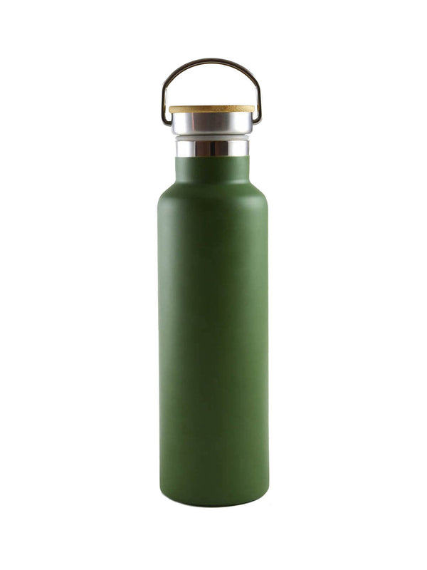 Thermo Bottle - Olive Green
