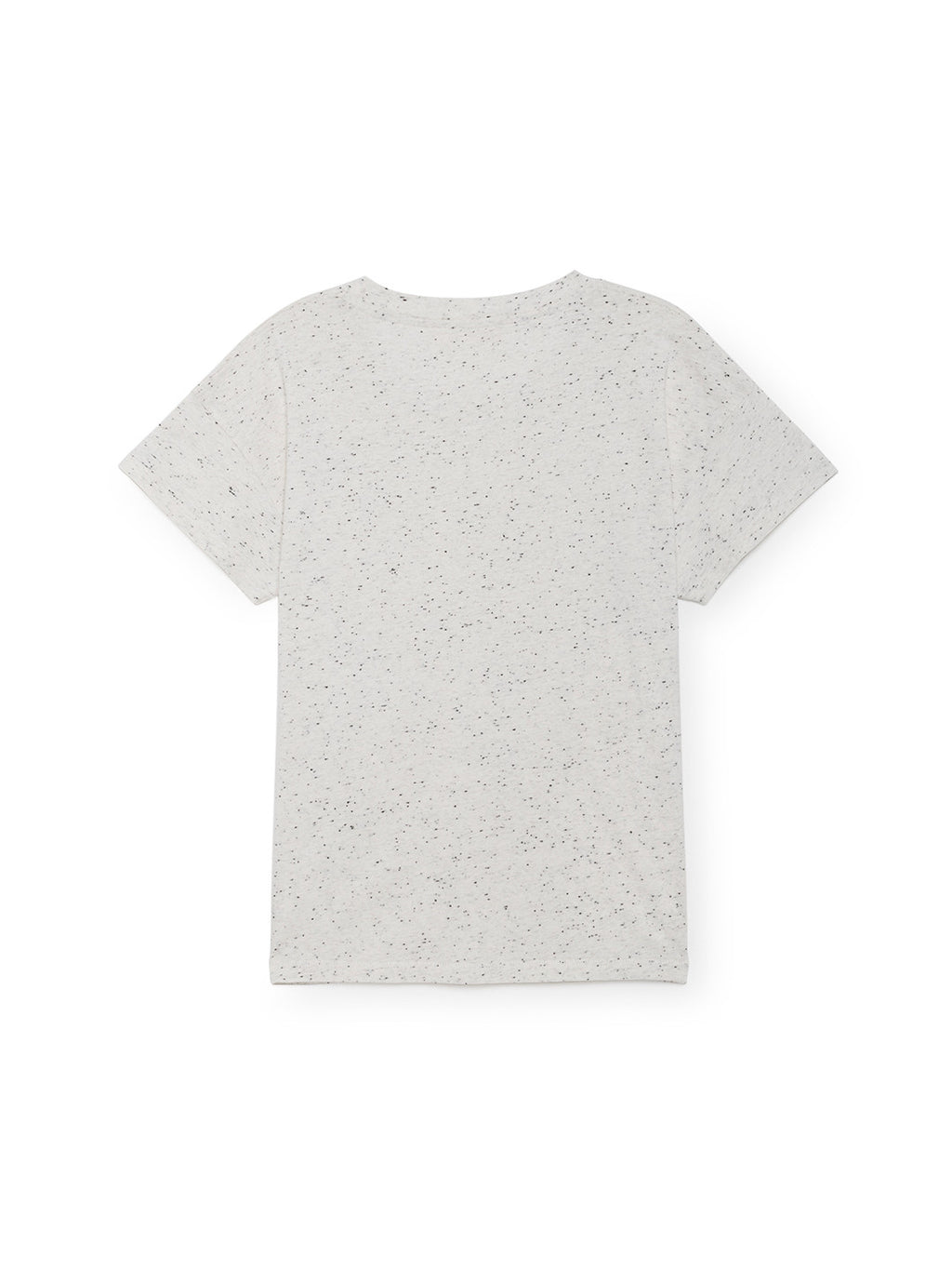 TWOTHIRDS Womens Tee: Sepanggar - White back