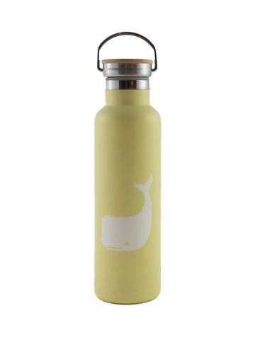 Thermo Bottle - Pale Yellow
