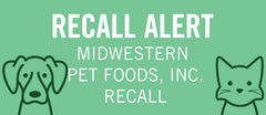 Midwestern Pet Foods, Inc. Recalls Sportsmix, Pro Pac and Splash Fat Cat Products