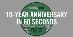 10-Year Anniversary In 60 Seconds