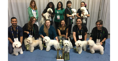 Healthy-Spot-Grooming-Gets-3rd-Place-In-Multiple-Categories-at-SuperZoo-2017