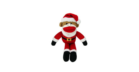 Huxley-&-Kent's-Holiday-Sock-Monkey-Fred-Great-Stocking-Stuffers-For-Dogs