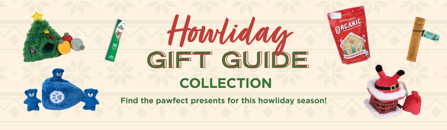 Howliday Gift Guide Collection