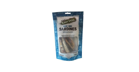 OC-Raw-Dog-Sardines- Recall
