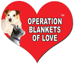 Operation Blankets of Love