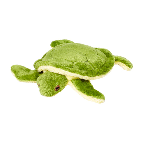 Fluff & Tuff Shelly Turtle Plush Dog Toy