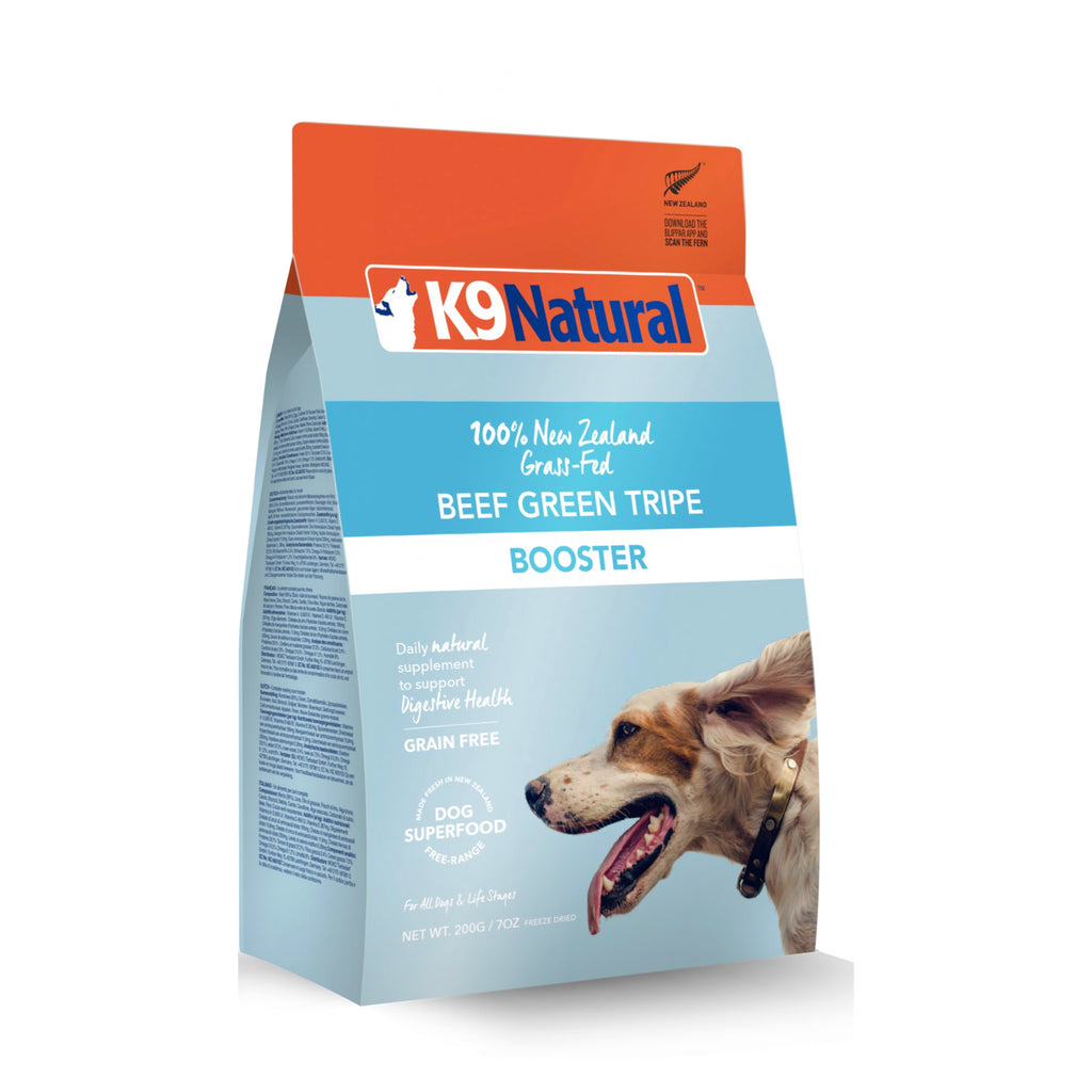 K9 Natural Freeze-Dried Beef Tripe Booster Dog Food Topper