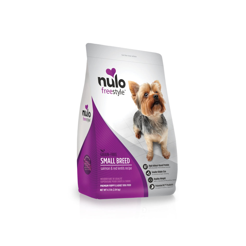 Nulo FreeStyle Small Breed Salmon Dog Food