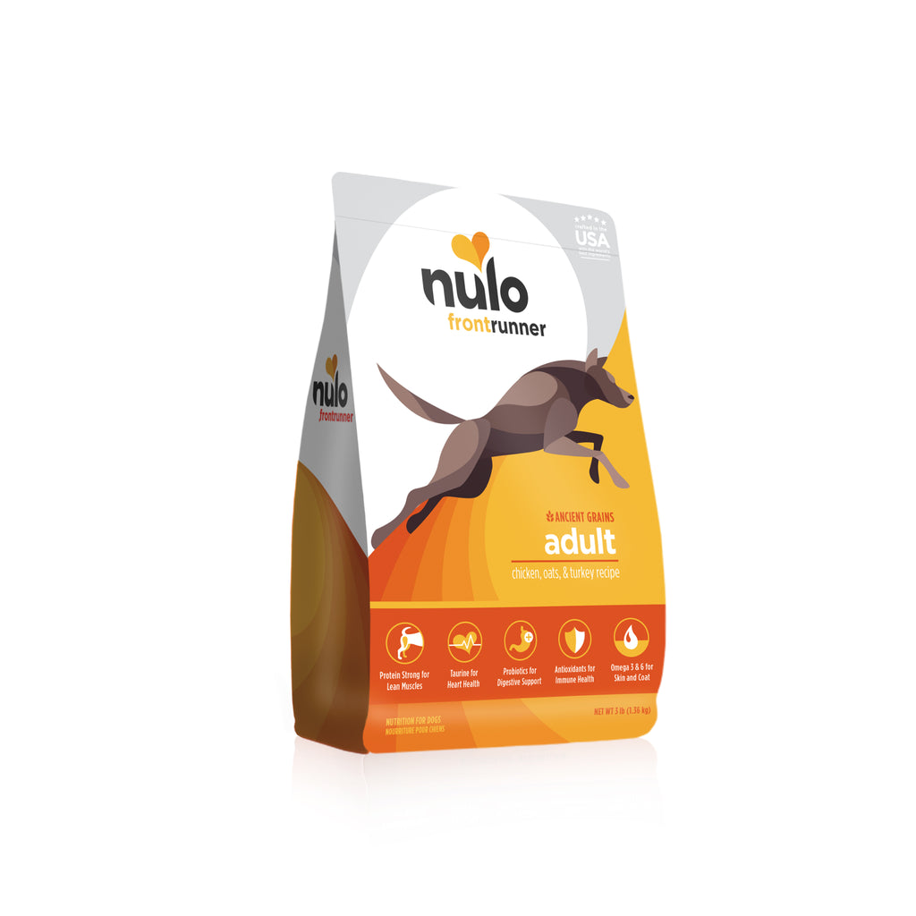 Nulo FrontRunner Chicken, Oats & Turkey Dog Food