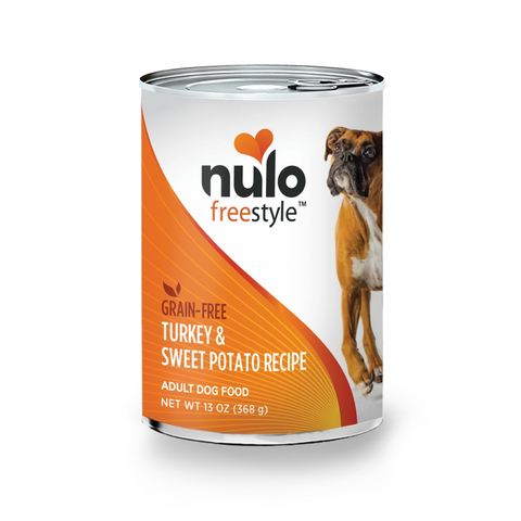 Nulo FreeStyle Dog Can Turkey & Sweet Potato Dog Food