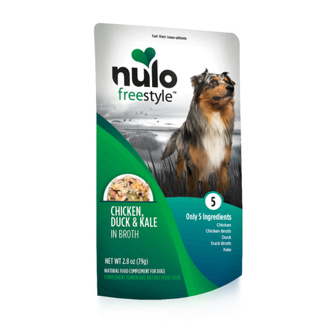 Nulo FreeStyle Chicken, Duck & Kale Dog Food