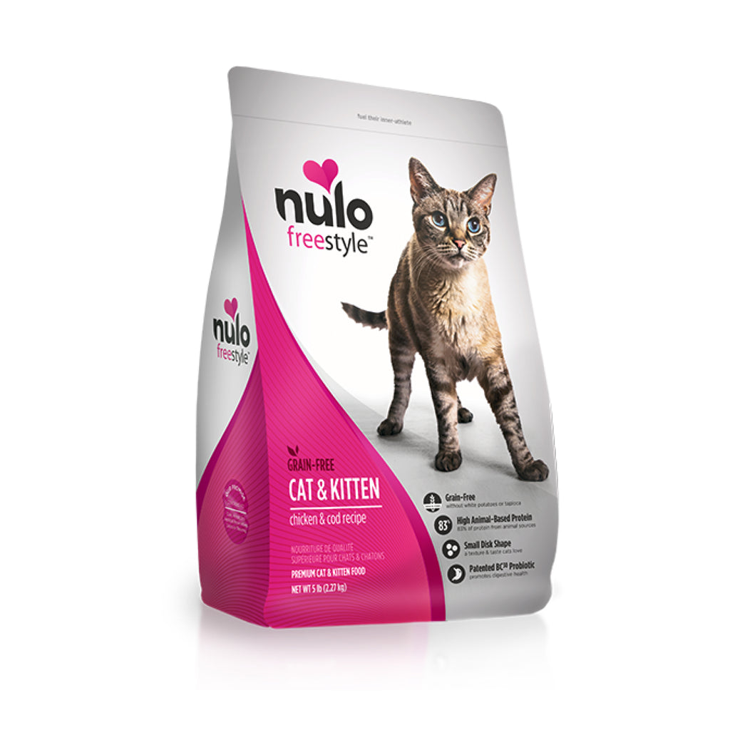 Nulo FreeStyle Chicken & Cod Cat Food