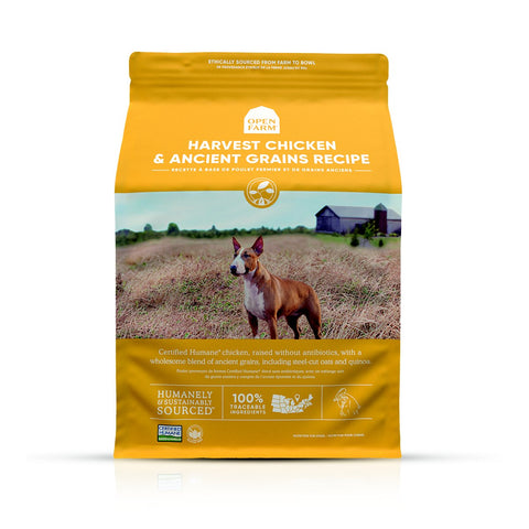 Open Farm Chicken & Ancient Grains Dry Dog Food