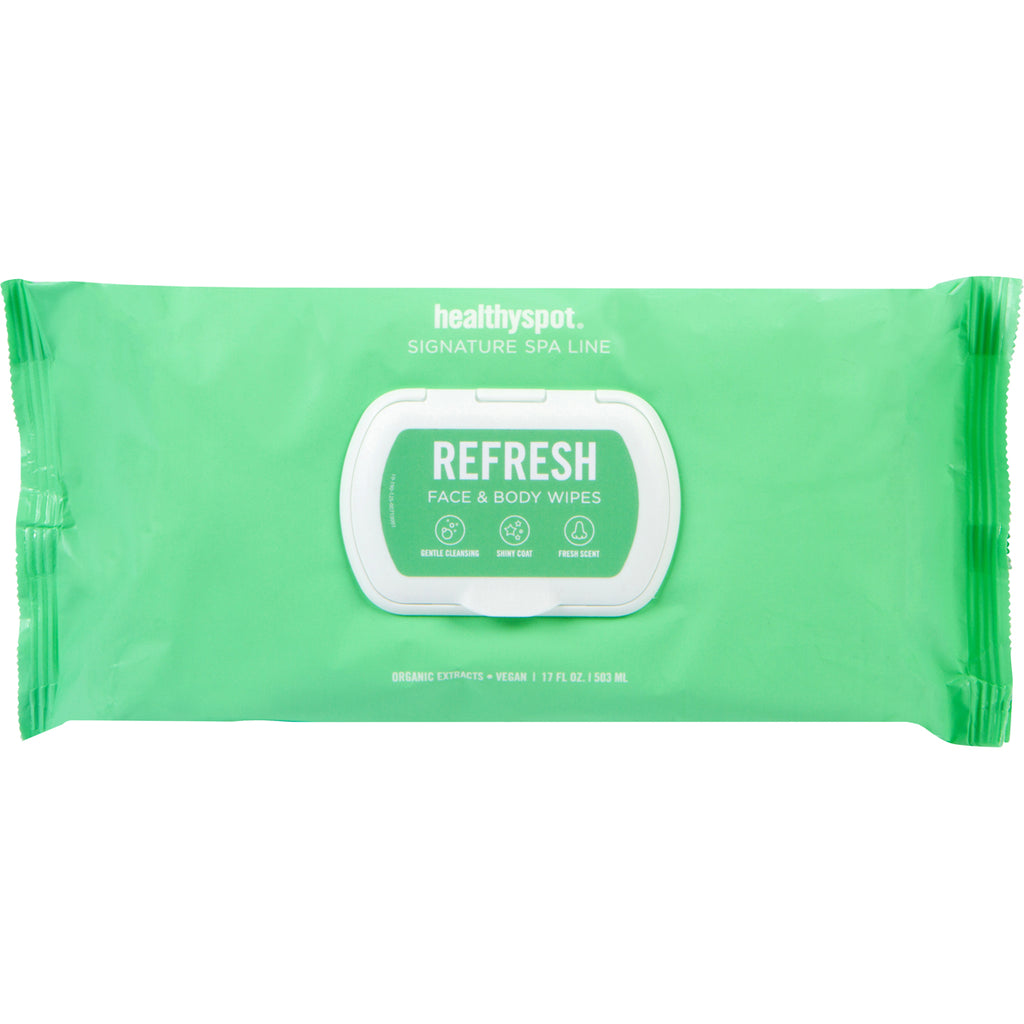 Healthy Spot Signature Spa - Grooming Wipes