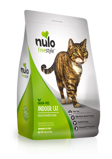 Nulo FreeStyle Indoor Cat Duck & Lentils Cat Food