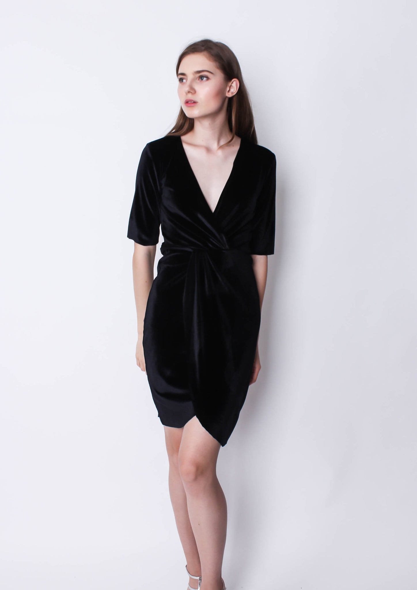 Orlov X Naomi Dress (Black)