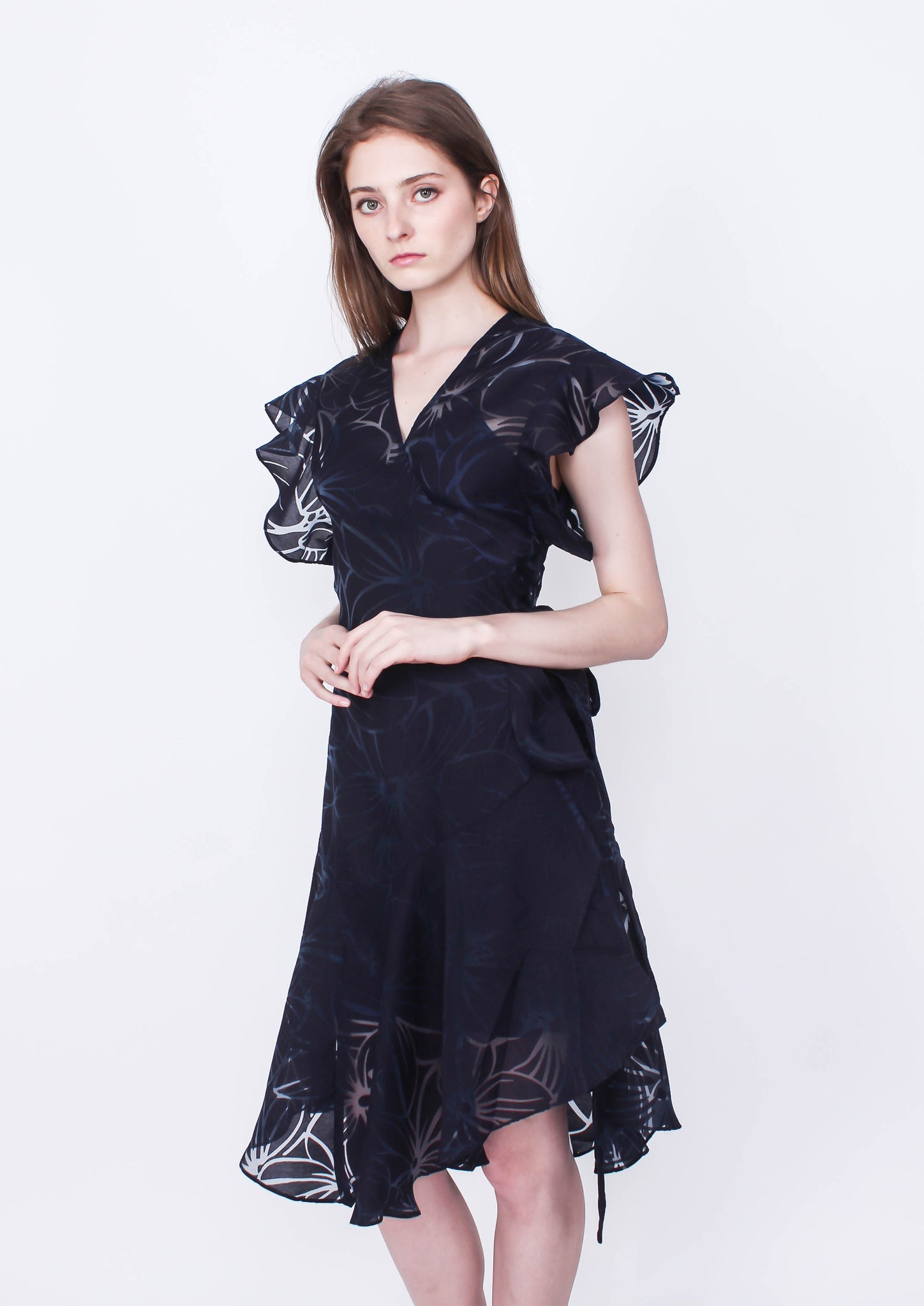 Million Reasons Dress (Navy)