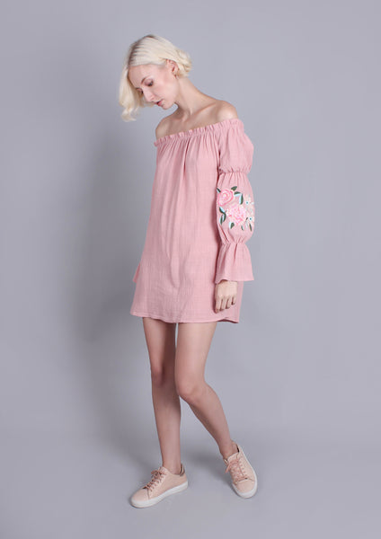 Summer Song Dress (Pink)