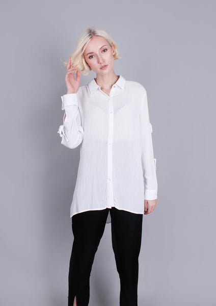 The Sleeve Shirt - Moxie