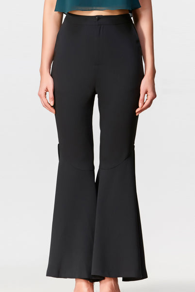 Dawn Bell Bottom Pants - Moxie