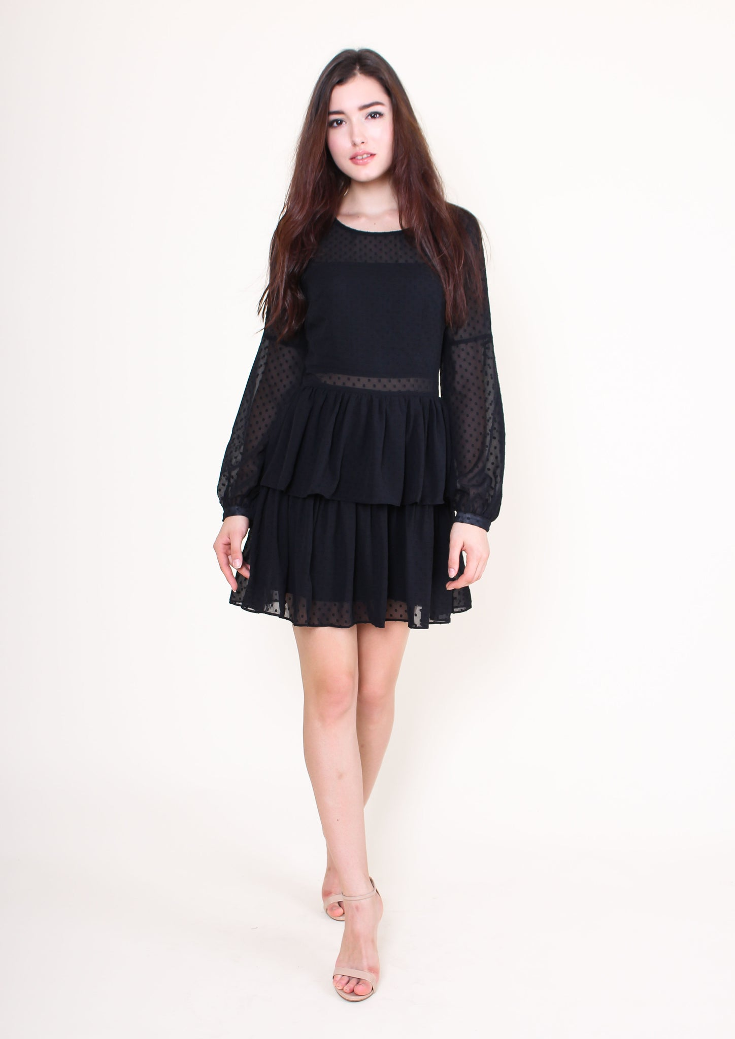 Melissa Dress (Black)