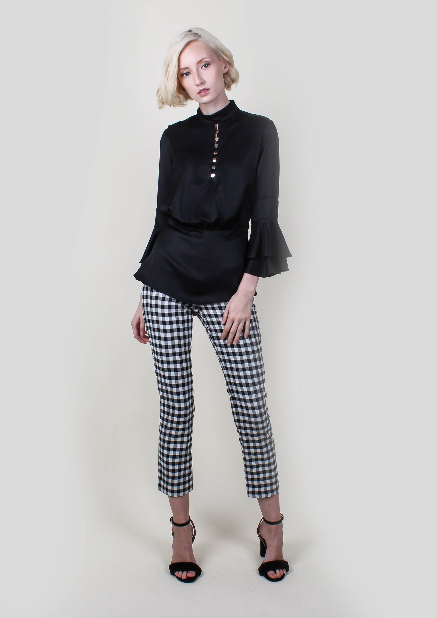 Reaction Blouse (Black)