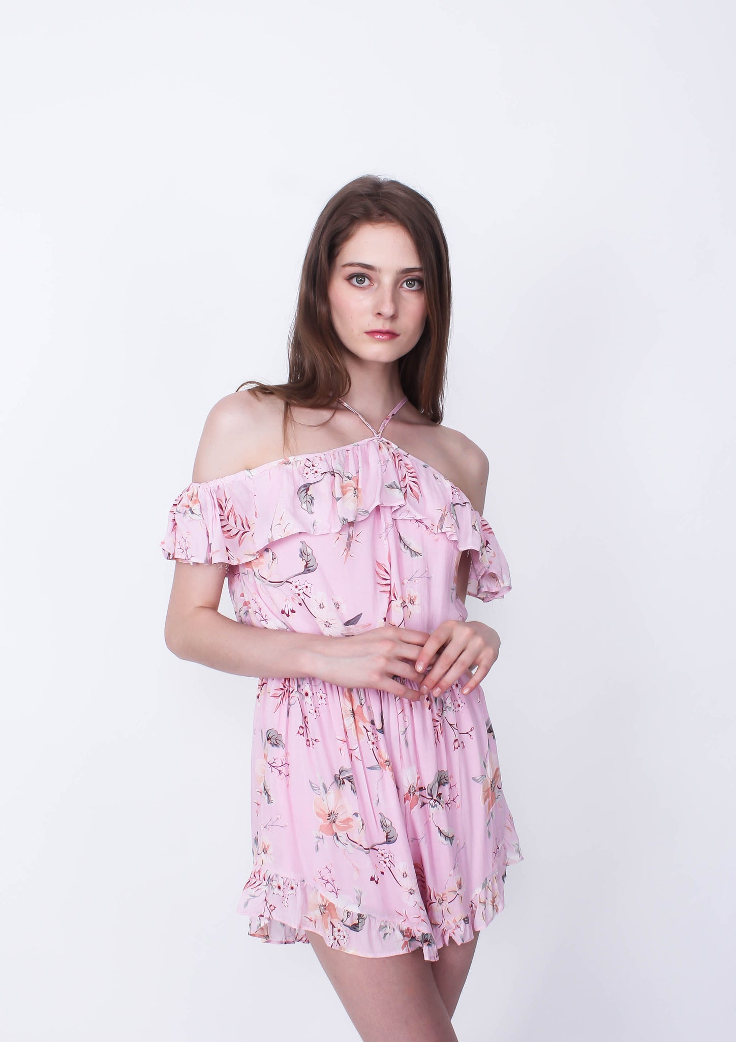 Summer Meadow Playsuit