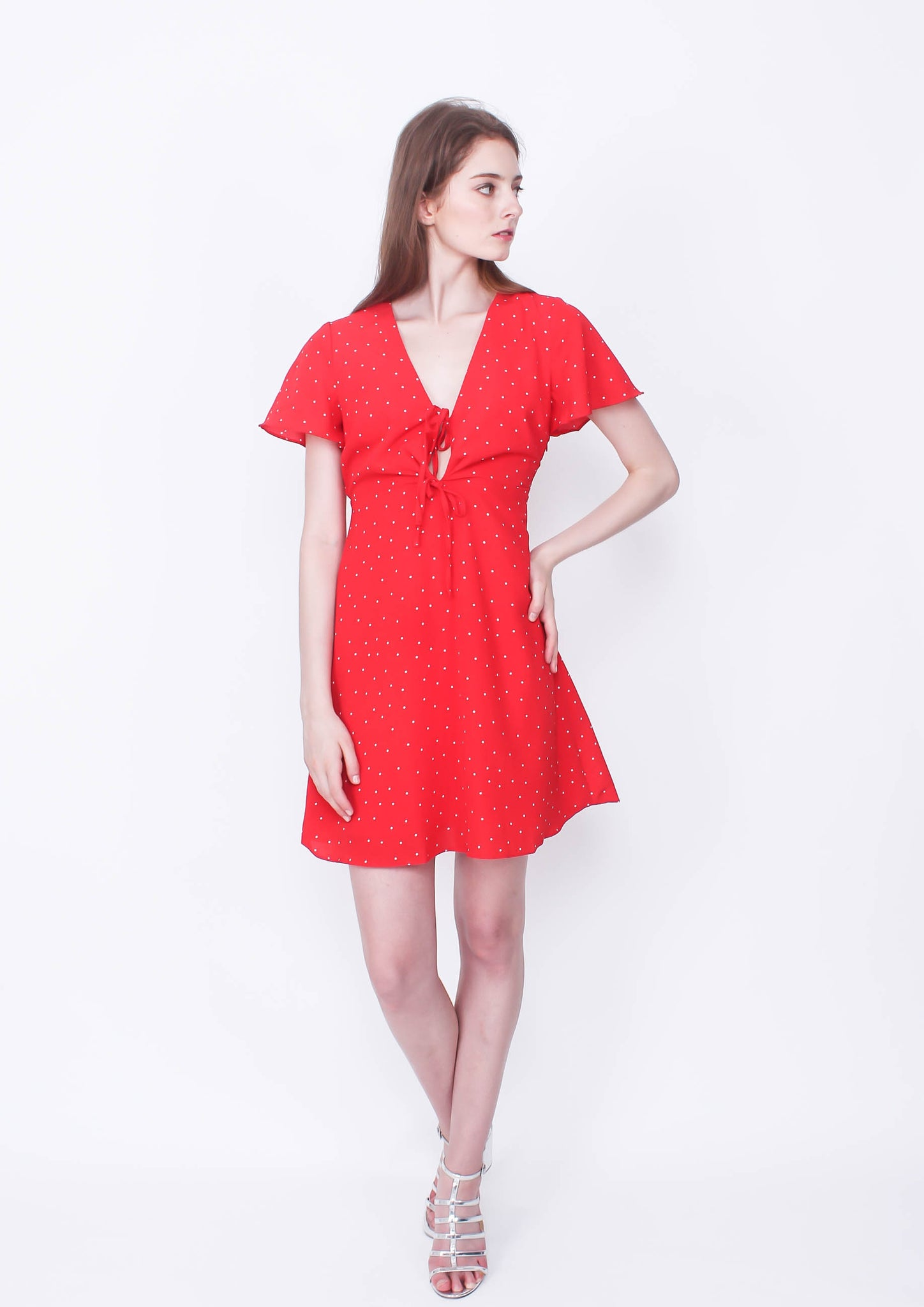 OH Honey Tea Dress - Moxie