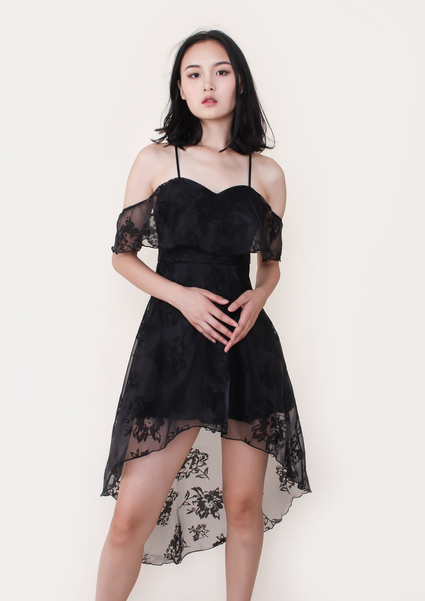 Kensington Dress (Black)
