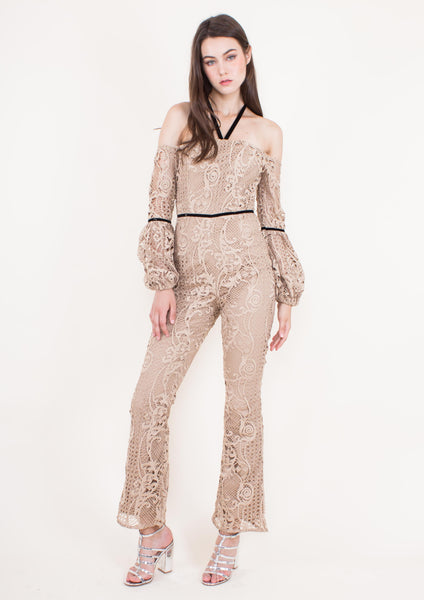 The Tower of Power Jumpsuit - Moxie