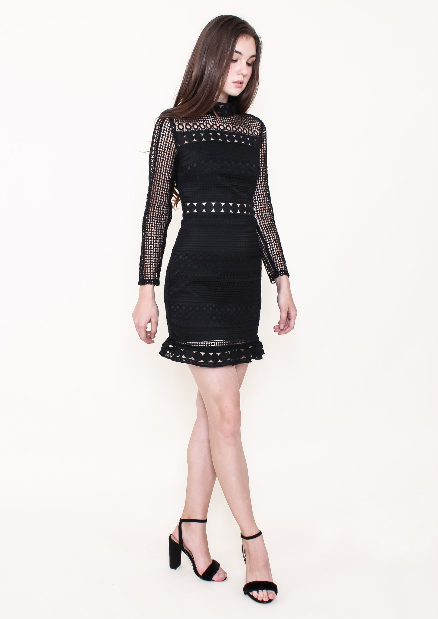 Riverdale Dress (Black)