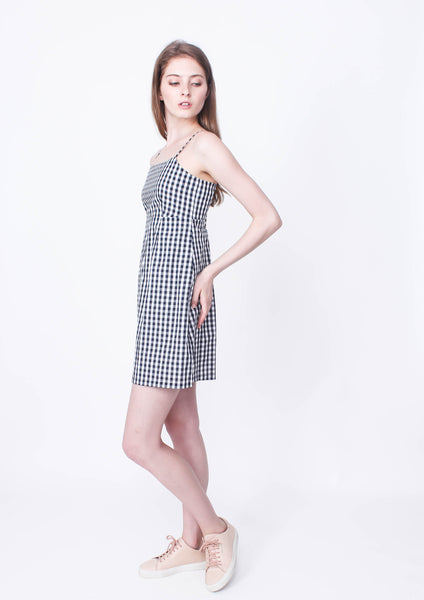 Locals only Gingham Dress