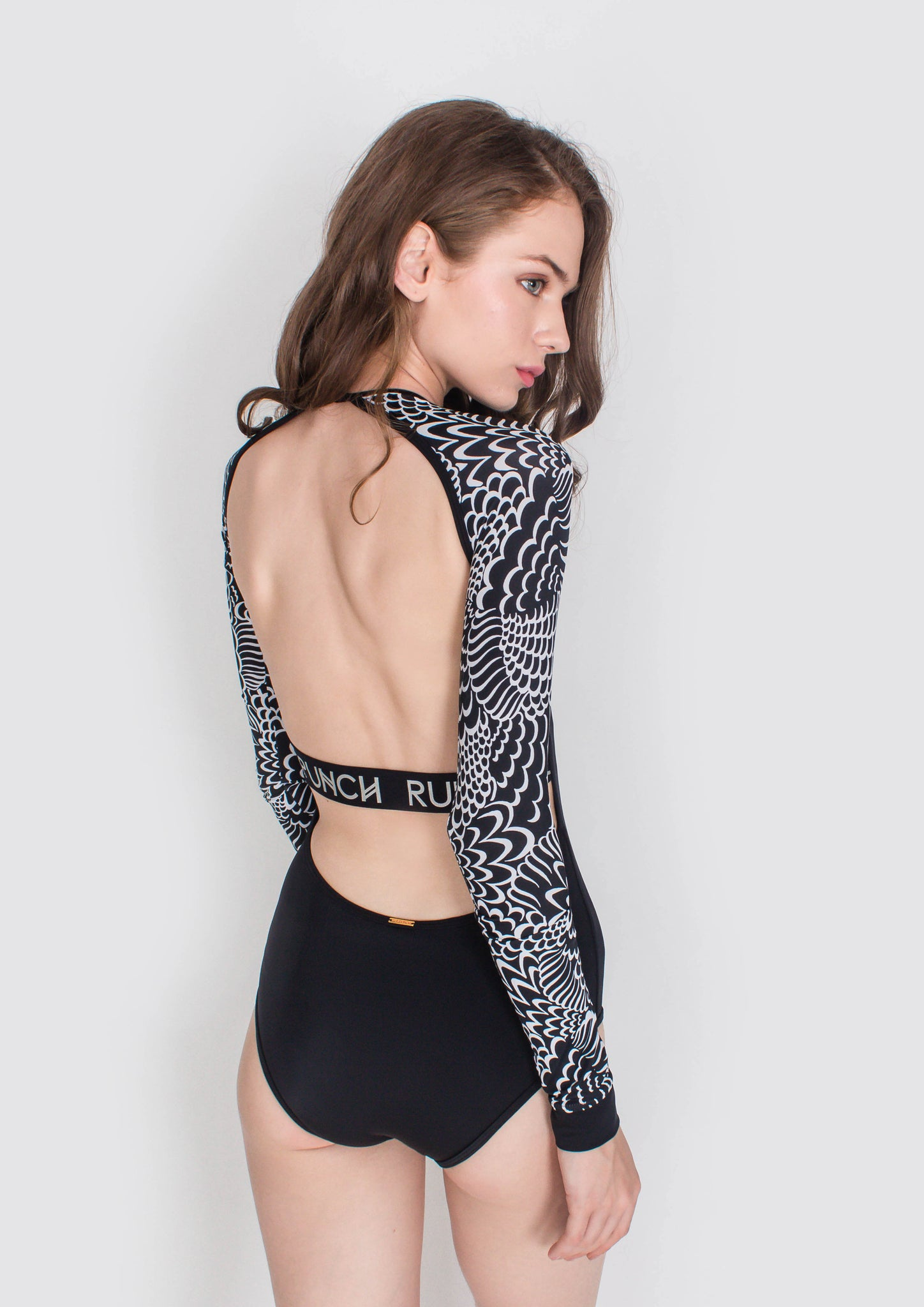 Nala Long Sleeve Swimsuit