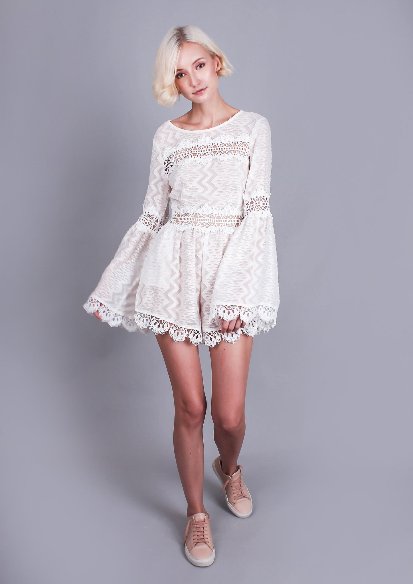 Madeline Playsuit - Moxie