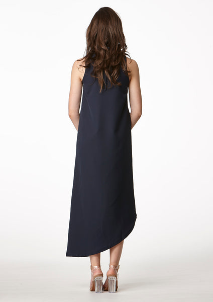 Now Dress Top (Navy)