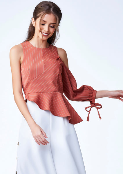 Cruise'18 Multiway Top (Copper) - Moxie