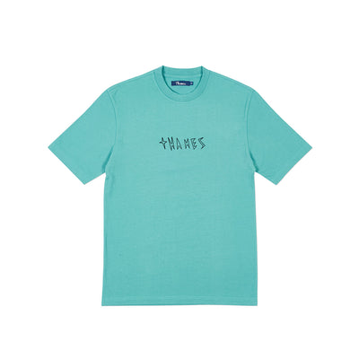A SECOND SUE T-SHIRT TEAL