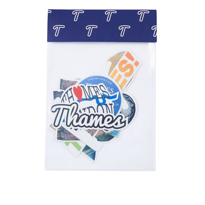 THAMES STICKER PACK