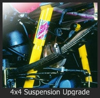 4x4 Suspension Upgrades