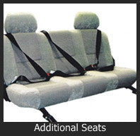 Additional Seats for Vans and Cars