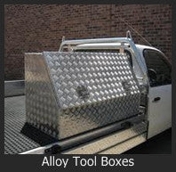 Aluminium Tool Boxes Custom Made