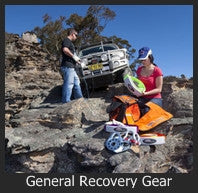 General Recovery Adventure Gear