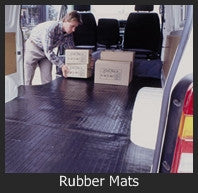 Rubber Mats for Utes and Vans