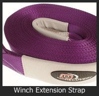 Winch Extension Straps