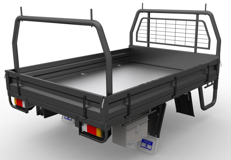 Alloy Trays and Special Build ute Bodies